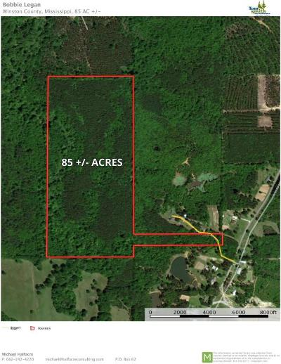 Louisville MS Residential Lots & Land For Sale: $153,000