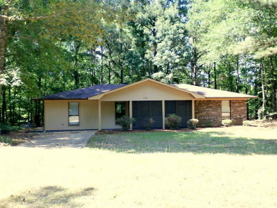 Sturgis Single Family Home For Sale: 4559 Sharp Rd
