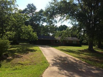 Louisville MS Single Family Home For Sale: $81,000