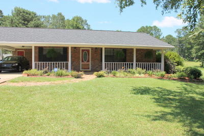 Louisville MS Single Family Home For Sale: $149,000