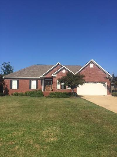 Louisville MS Single Family Home For Sale: $189,000