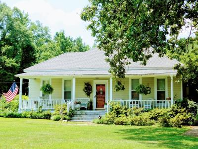 Louisville MS Single Family Home Sold: $125,500