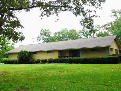 Louisville MS Single Family Home Under Contract: $149,900