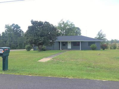 Louisville MS Single Family Home Sold: $68,000