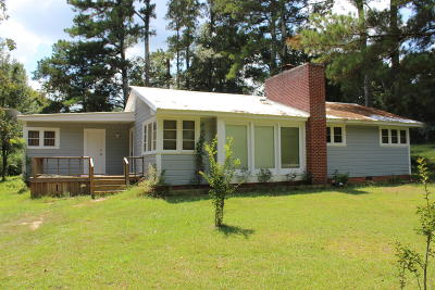 Louisville MS Single Family Home For Sale: $74,500