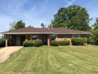 Louisville MS Single Family Home For Sale: $50,900
