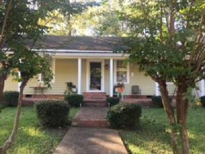 Louisville MS Single Family Home For Sale: $86,900
