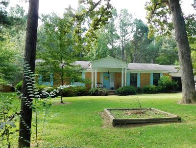 Louisville MS Single Family Home For Sale: $91,500