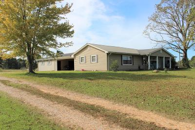 Single Family Home For Sale: 2780 Garrigues Rd