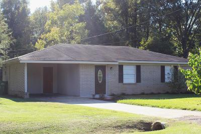 Louisville MS Single Family Home For Sale: $69,900