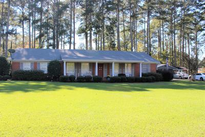 Louisville MS Single Family Home For Sale: $175,000