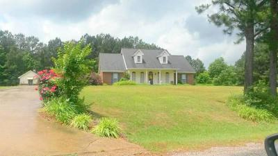 Louisville MS Single Family Home For Sale: $275,000