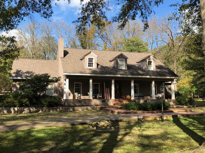 West Point Single Family Home For Sale: 401 Hickory Dr