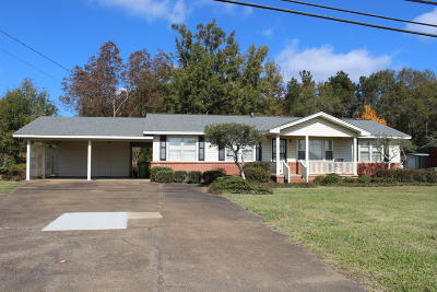 Winston County Single Family Home For Sale: 17511 E Main St