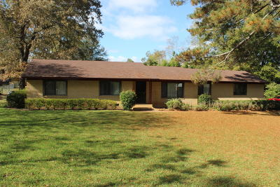 Winston County Single Family Home For Sale: 311 N Rogers Ave