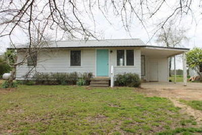 Louisville MS Single Family Home For Sale: $44,500