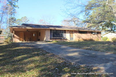 Winston County Single Family Home For Sale: 99 Oak Ln