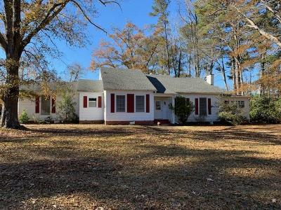 Winston County Single Family Home For Sale: 1975 Estes Rd.