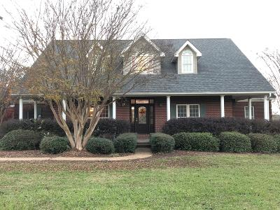 West Point MS Single Family Home For Sale: $398,500
