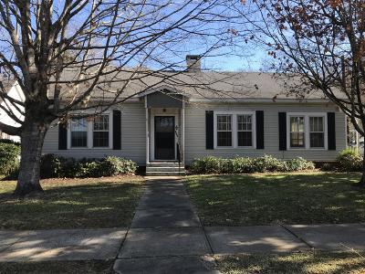 Louisville MS Single Family Home For Sale: $45,000