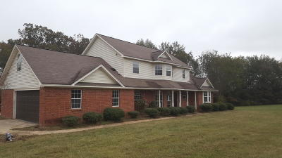 West Point Single Family Home For Sale: 610 Hillside Dr