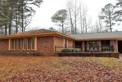 Winston County Single Family Home For Sale: 499 Pearson Rd
