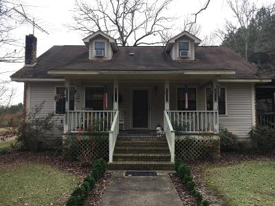Sturgis Single Family Home For Sale: 369 Stribling Rd