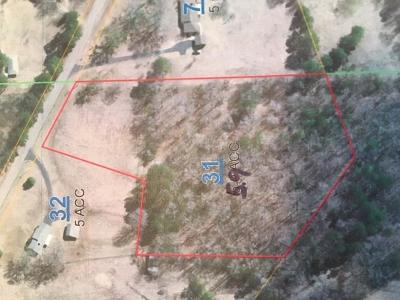 Winston County Residential Lots & Land For Sale: Crystal Ridge Road