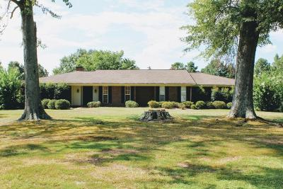 Louisville MS Single Family Home For Sale: $252,500