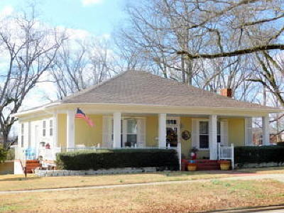 Louisville MS Single Family Home For Sale: $164,000