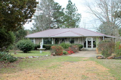 Single Family Home For Sale: 2315 Mt Olive Rd