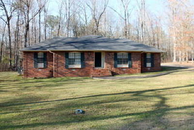 Louisville MS Single Family Home Sold: $167,500