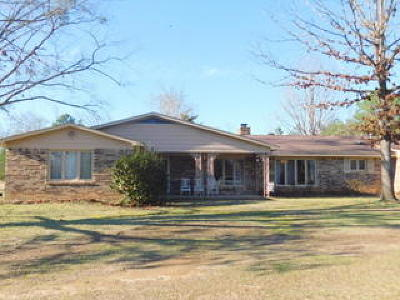 Louisville MS Single Family Home For Sale: $95,000