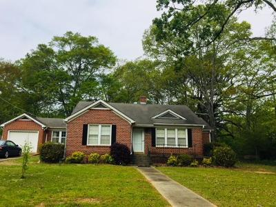 Louisville MS Single Family Home For Sale: $77,500