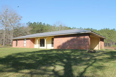 Louisville MS Single Family Home For Sale: $96,500