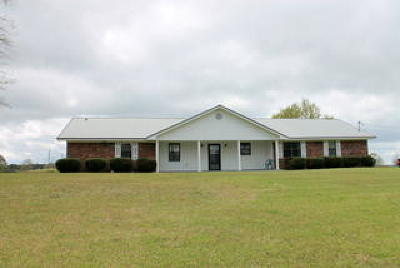 Louisville MS Single Family Home For Sale: $189,900