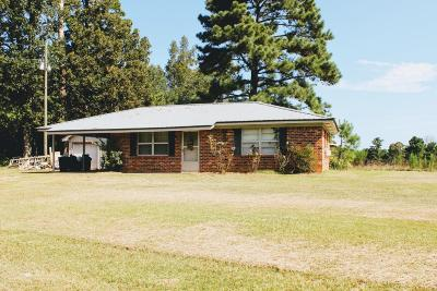 Louisville MS Single Family Home For Sale: $62,000