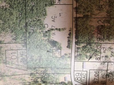 Winston County Residential Lots & Land For Sale: Goss Rd