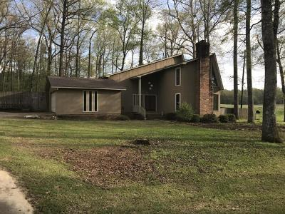 Louisville MS Single Family Home For Sale: $152,500