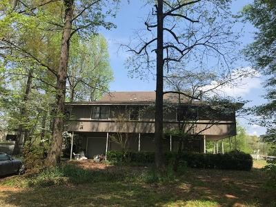 West Point Single Family Home For Sale: 590 Humphries Cove Rd
