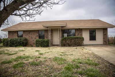 West Point MS Single Family Home For Sale: $88,000