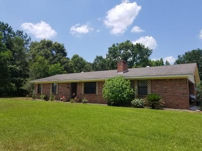 Winston County Single Family Home For Sale: 6404 Ms-397