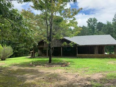 Winston County Single Family Home For Sale: 1150 Evergreen Rd.