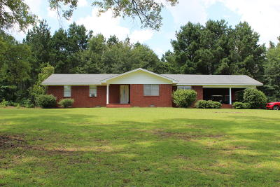 Single Family Home For Sale: 5109 Brooksville Rd