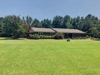Winston County Single Family Home For Sale: 1900 Raymond Williams Rd