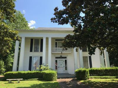 West Point Single Family Home For Sale: 26718 E Main St