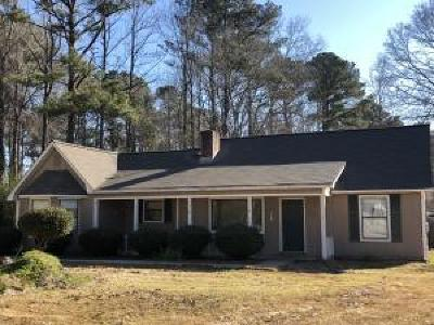 Louisville MS Single Family Home For Sale: $78,500