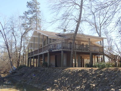 West Point Single Family Home For Sale: 121 Mallard Point Dr