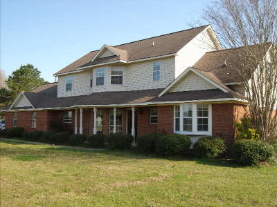 West Point Single Family Home For Sale: 430 Hillside Dr