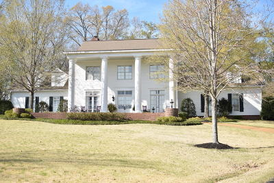 West Point Single Family Home For Sale: 3633 Waverly Road